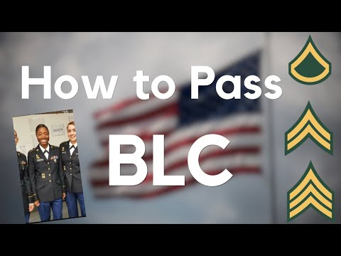 Top Tips To Pass Basic Leader Course