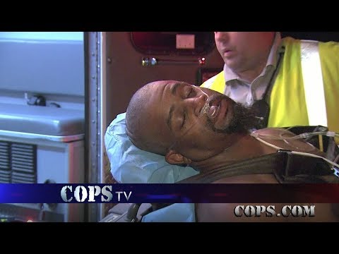 Up in Smoke, Show 3033, COPS TV SHOW