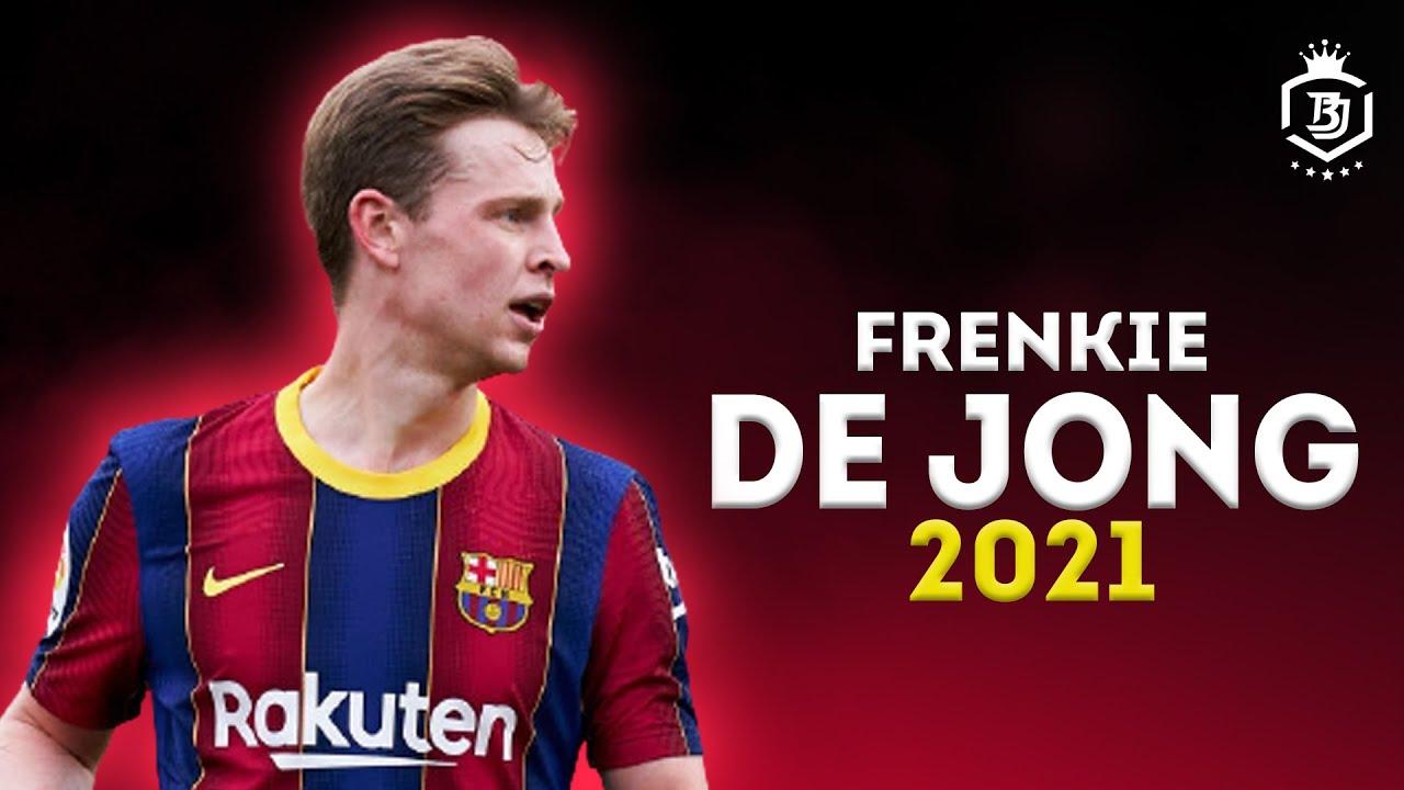 Download Frenkie De Jong 2021 - The Elegant Elite Midfielder - Skills, Goals & Assists - HD