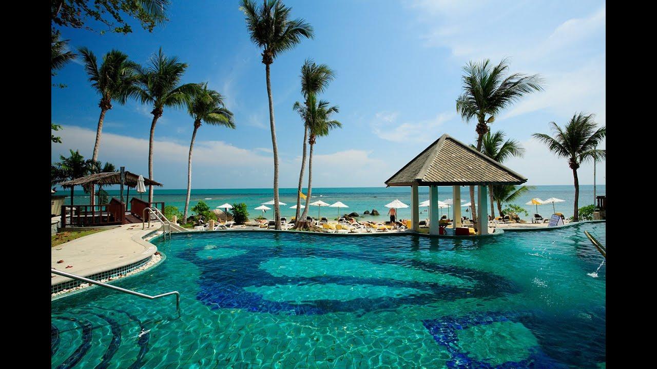 Centara Grand Beach Resort Samui Youtube