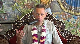 Шримад Бхагаватам 10.17.11 - Враджендра Кумар прабху