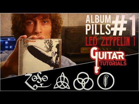 Album Pills - Led Zeppelin I