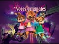 Hot N Cold The Chipettes Original Voicesvoces Originales