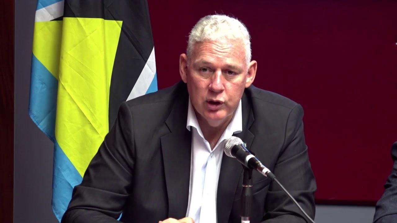 Prime Minister Announces National Economic Fund to Assist Hurricane Elsa Relief