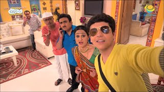 Morning At The Gada House | TMKOC Comedy | Taarak Mehta Ka Ooltah Chashmah तारक मेहता का उल्टा चश्मा
