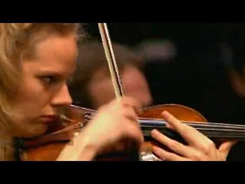 Simone Lamsma - Eerste vioolconcert van Dimitri Sjostakovitsj