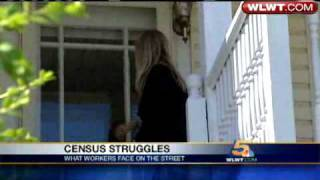 Census Workers Hit Streets To Finish Job