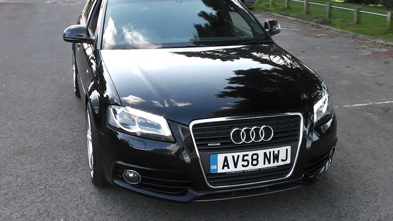 Audi a3 2 0 tdi quattro 170 s line 15950 promotors co uk mts youtube