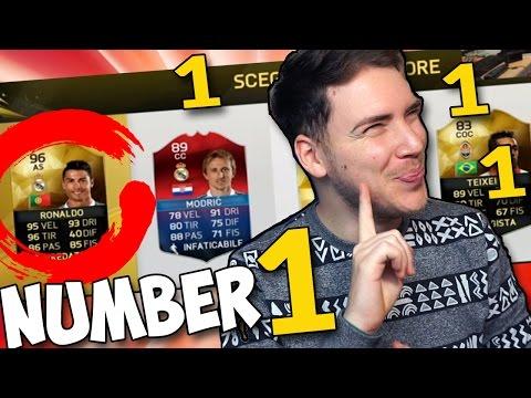 NUMBER 1 DRAFT CHALLENGE EPICA!! - Fifa 16 Ultimate Team