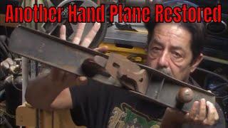 Hand Plane Another Restoration