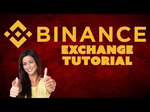 Binance (BNB) Exchange Tutorial - How to Buy Cryptocurrency on Binance