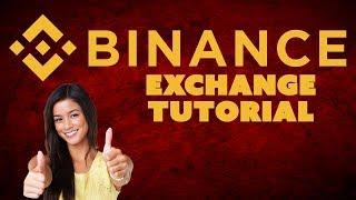 Binance (BNB) Exchange Tutorial - How to Buy Cryptocurrency on Binance