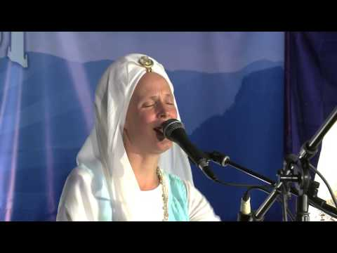 Hallelujah at Sat Nam Fest with Snatam Kaur & Gurmukh