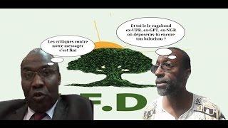 Mamadou Barry est un perturbateur recidiviste dixit Sékou Cherif Fadiga