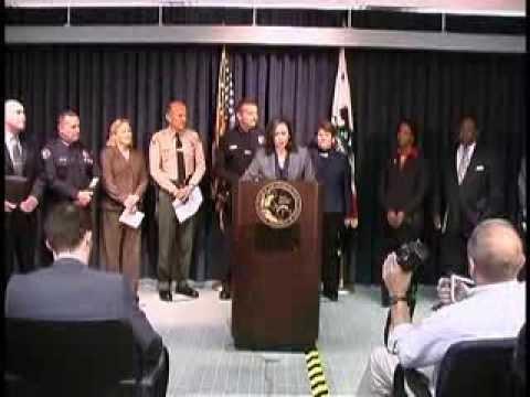 AG Harris Launches Initiative to Reduce Recidivism in California