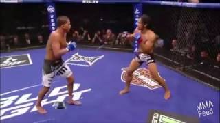 Ben Henderson vs Anthony Pettis Highlights WEC 53