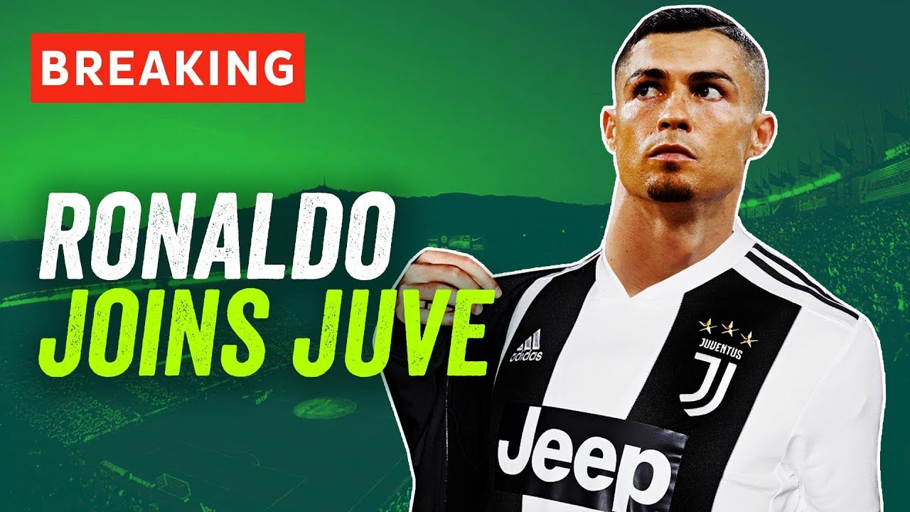 a6d45291d Cristiano Ronaldo signs for Juventus for €100M! Here s what happens now.