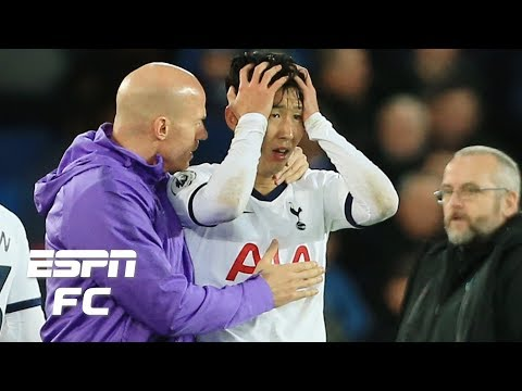 What's a fair punishment for Son Heung-Min's tackle on Everton's Andres Gomes? | Premier League