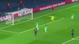 Barça vs PSG remontada