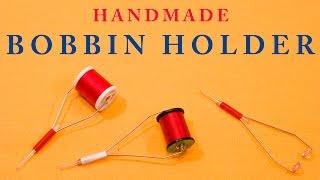 DIY. Fly Tying BOBBIN HOLDER / ボビンホルダーをハンドメイド