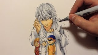 Drawing Near ( Death Note )