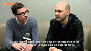 Above Beyond Interview 2012 IConcert Ro