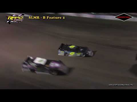 SLMR and Bmod B Features - Rapid Speedway - 5/25/18