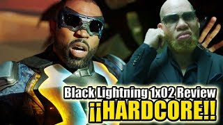 Black Lightning 1x02 Review - ¡HARDCORE! TOBIAS WHALE