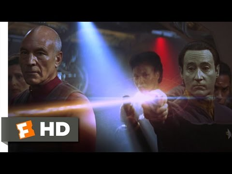 Star Trek: First Contact (2/9) Movie CLIP - They've Adapted (1996) HD