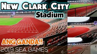 New Clark City Athletic Stadium Update Ready For 2019 Sea Games