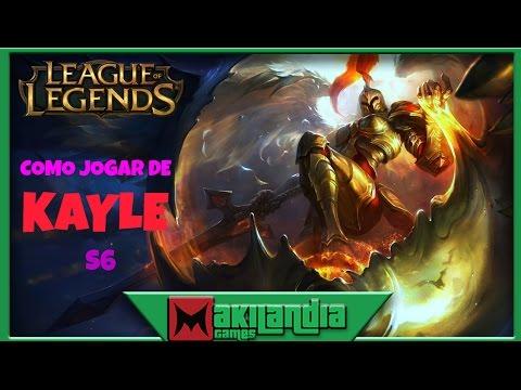 Como jogar league of legends