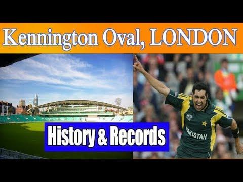 Kennington Oval I Cricket Ground I London, UK I History & Records II