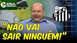 """""""Não sai NINGUÉM até o fim do ano!"""", diz Peres sobre possível VITRINE na Copa América (12/05/19)"""