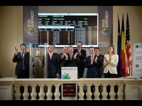 Listing of Cardio3 on NYSE Euronext Brussels (with cross-listing in Paris)
