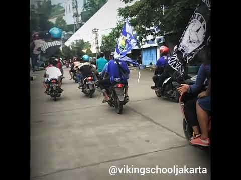 VIKING SCHOOL JAKARTA AWAY JEPARA