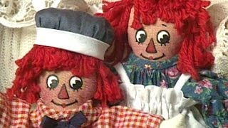 "Illinois Adventure #1306 ""Johnny Gruelle Raggedy-Ann and Andy Museum"""