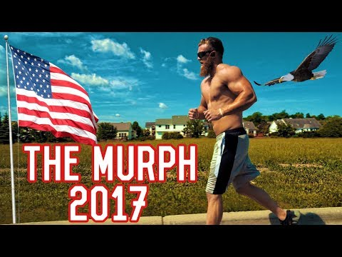 The Murph At American Barbell Ft. Team Dry Scoop