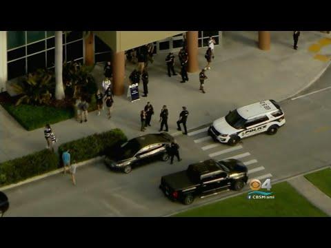 Ft. Lauderdale School Deemed Safe After Reports Of Armed Intruder