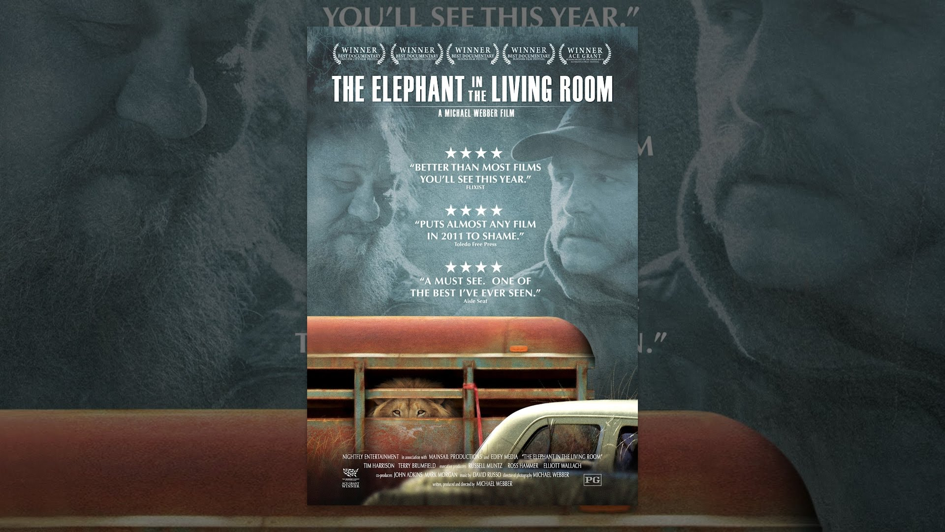 The Elephant In The Living Room Youtube