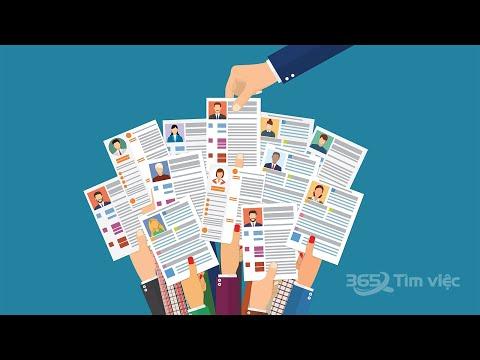 Những lưu ý về hồ sơ xin việc và cách viết hồ sơ xin việc cho bạn