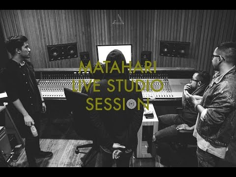 JIVVA - Matahari (Live Studio Session)