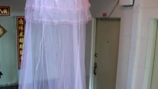 Baby Mosquito Net Baby Toddler Bed Crib Canopy Netting [200141]