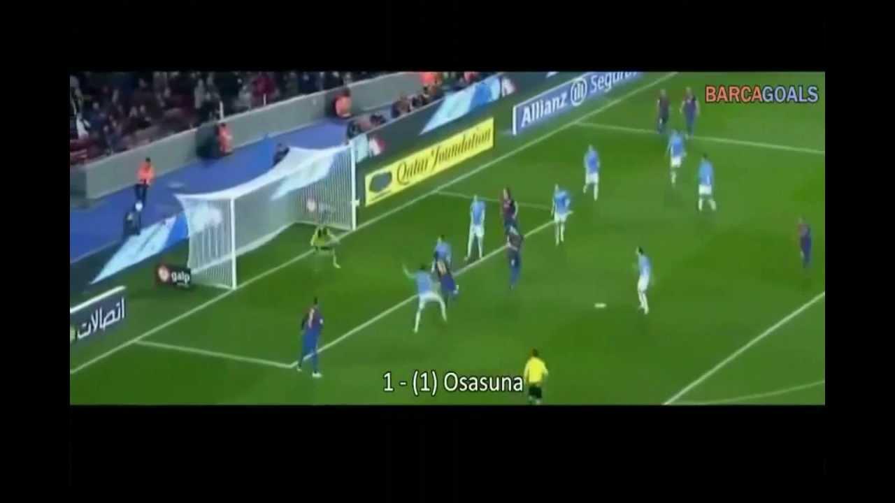 LATEST 86 Messi Goals 2012.flv