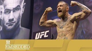 UFC 205 Embedded: Vlog Series - Episode 6
