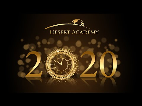 Desert Academy 2020 End of Year Celebration