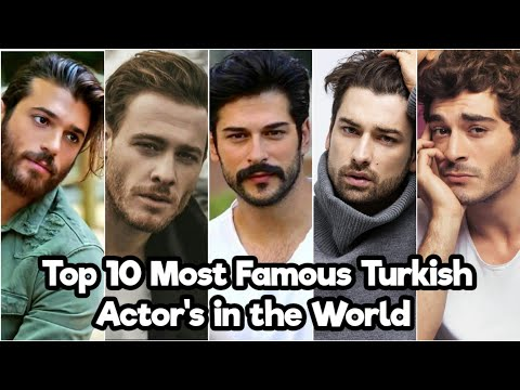 Top 10 Famous Turkish Actor's In The World - Most Followed Turkish Actors (2021 Updated)