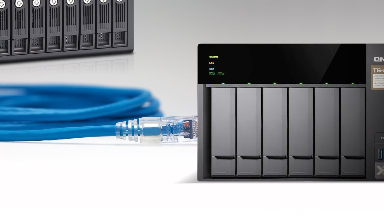Backup data from other NAS to QNAP NAS in 3 steps