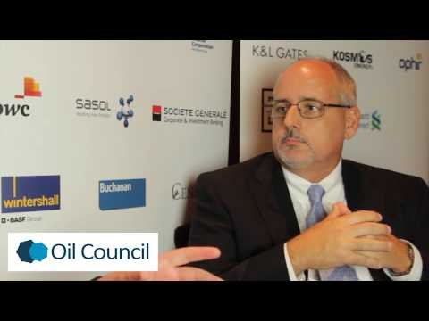 Oil Council interview with Frank Patterson of Annadarko