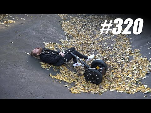 #320: Segway Ravage [OPDRACHT]