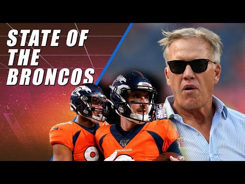 State Of The BRONCOS